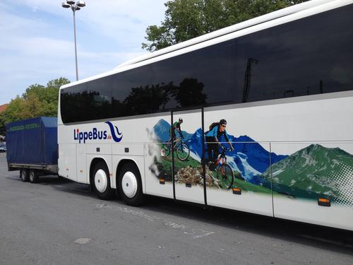 Mitfahrgelegenheit Bus